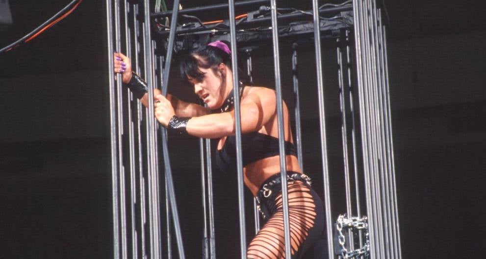 Chyna cage