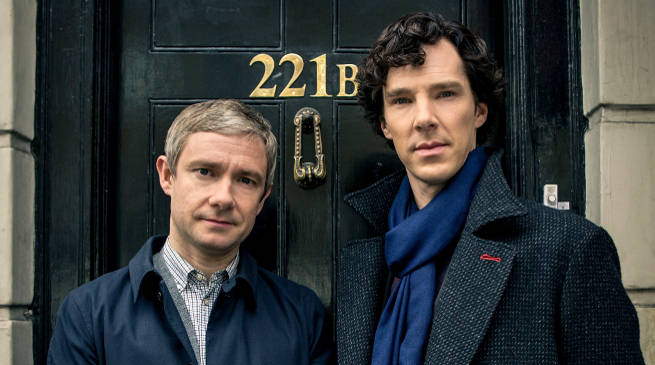 Sherlock Co-Creator's Reveals His Ideal Series Ending