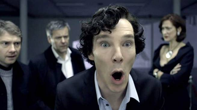 Sherlock Season 4 Teaser Moriarty