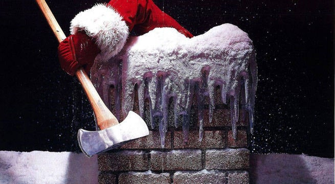 silent night deadly night holiday horror movies