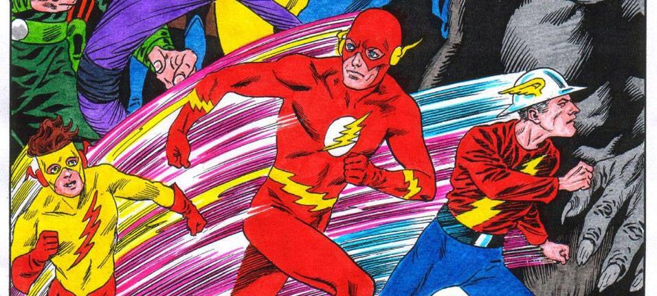 Silver-Age-Flash