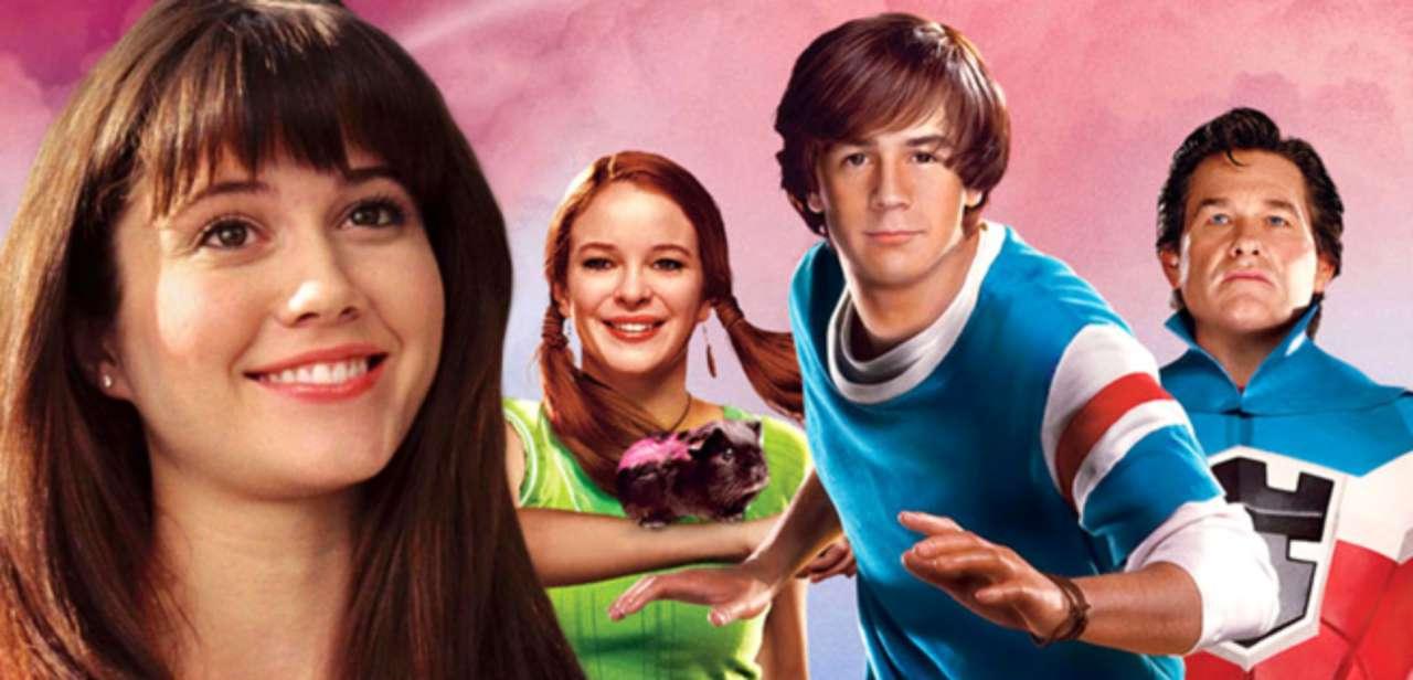 Sky High Movie Cast