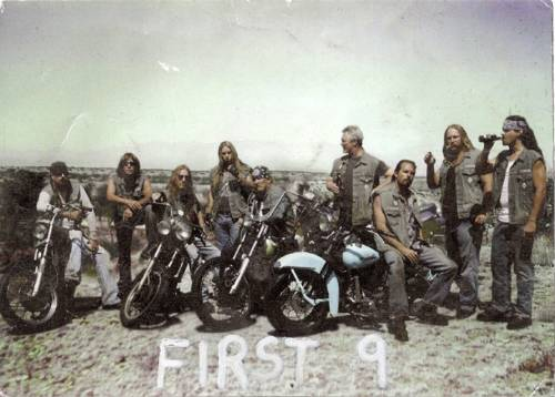 Sons of Anarchy First 9