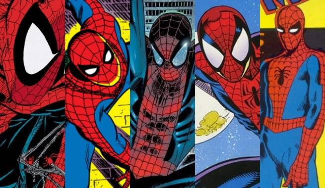 Spider-Man artists