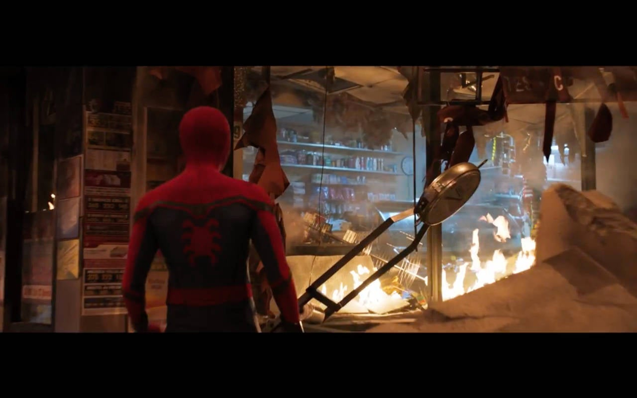Spider-Man: Homecoming Producers Confirm The Twist Behind