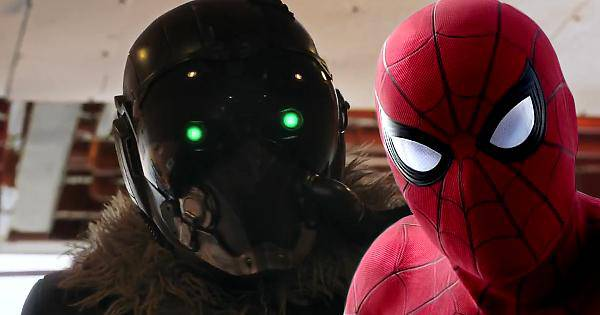 Spider-Man Homecoming Vulture Costume Analysis