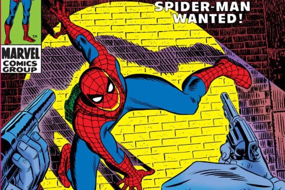 spider-man john romita