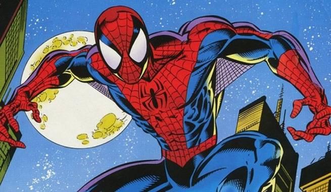 spider-man mark bagley