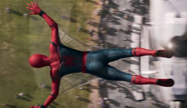 Spider-Man: Homecoming Trailer Released