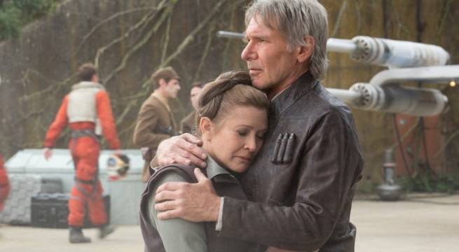 Harrison Ford Releases Statement On Carrie Fisher