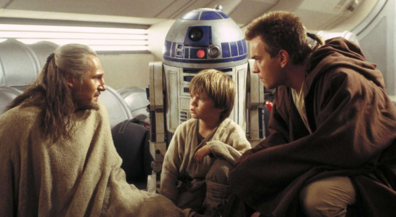Star Wars Fans Celebrate The Phantom Menace's 20th Anniversary
