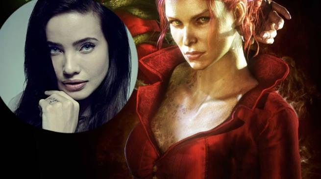 Stephanie Corneliussen as Poison Ivy in Gotham City Sirens