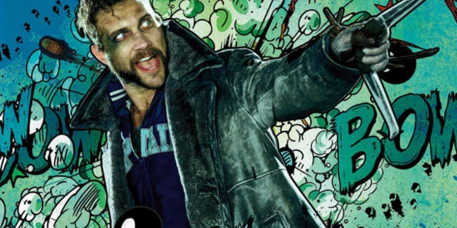 The Suicide Squad First Look Gives Captain Boomerang a New Costume