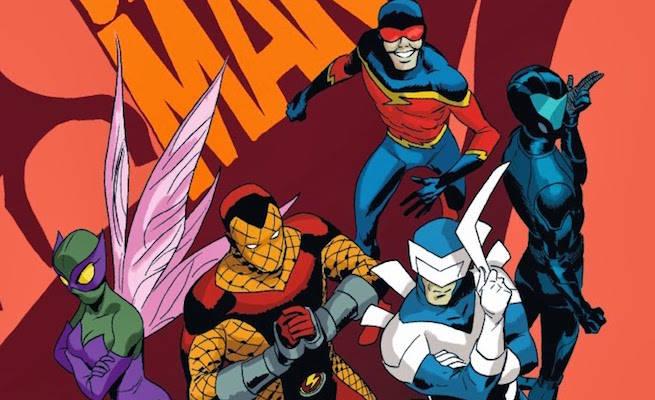 Superior Foes of Spider-Man -1