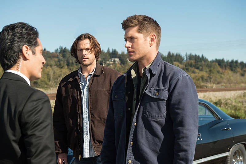 EP Andrew Dabb on the Supernatural Midseason Premiere