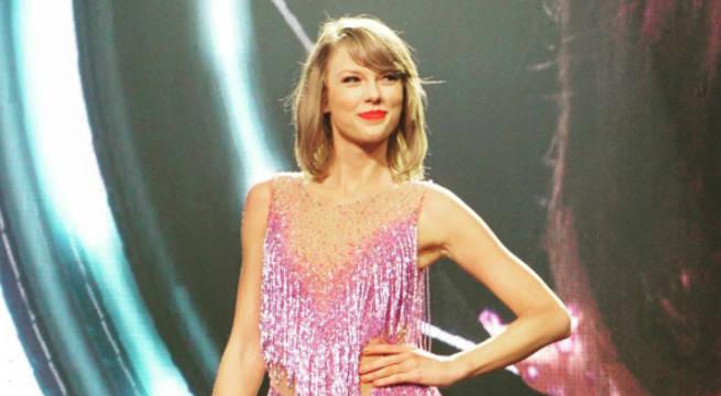 Taylor Swift won't produce