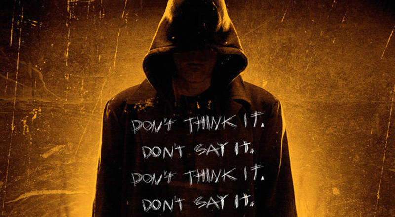 The Bye Man Horror Movie 2017