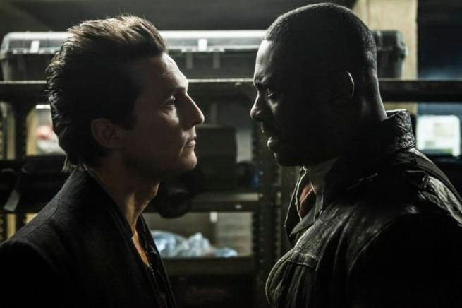 'The Dark Tower' Trailer Features 'The Shining' and 'It' References