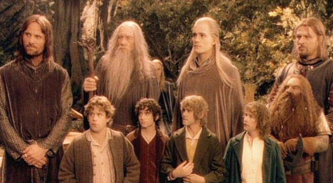 the fellowship of the ring 15 years later