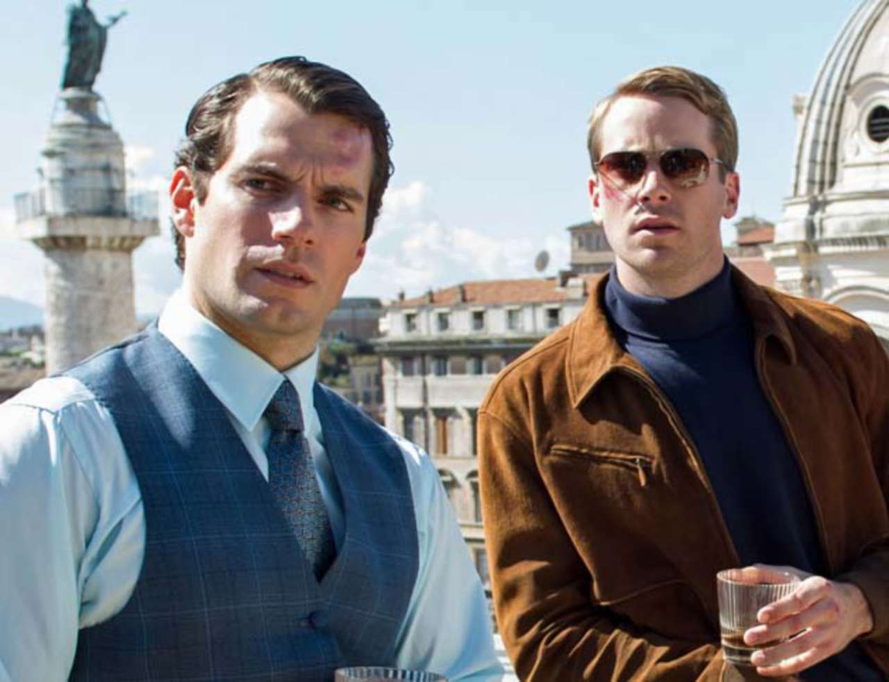 Script For The Man From Uncle Sequel Begins Development