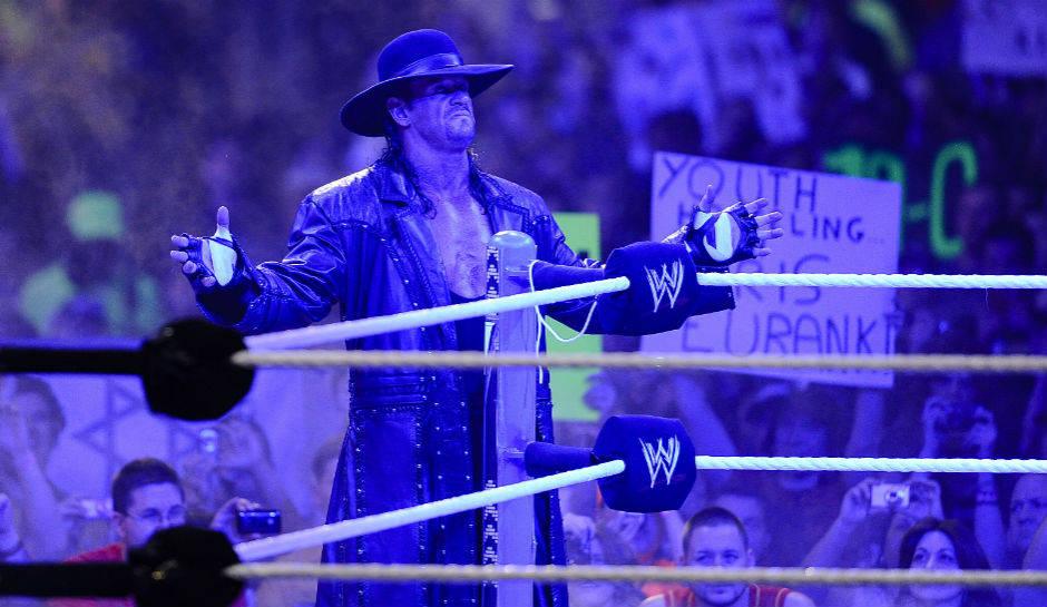 The Undertaker WWE Return