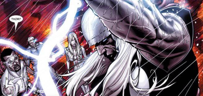 The Unworthy Thor - Clor