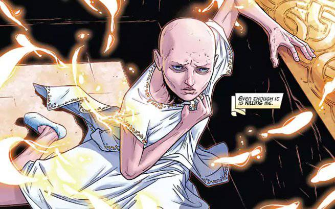 The Unworthy Thor - Jane Foster Cancer