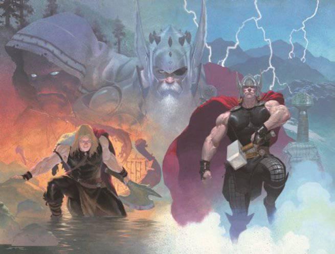 The Unworthy Thor - Valor