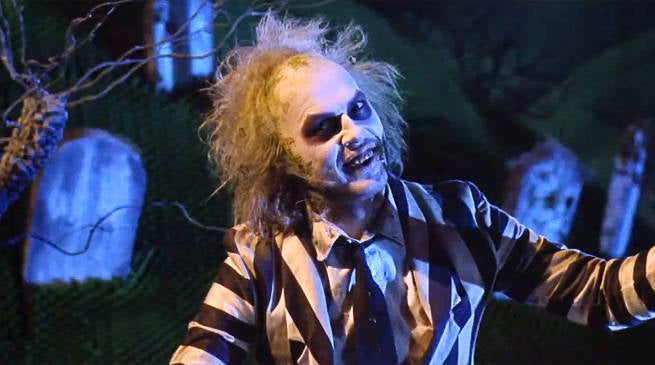 Tim Burton Skeptical about Beetlejuice 2