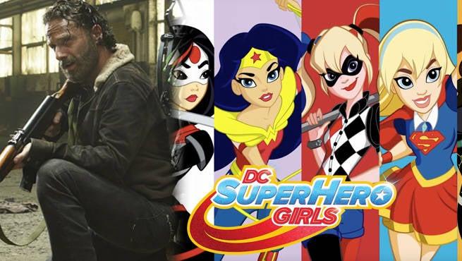 Toy-Mashup-DC-Super-Hero-Girls-Walking-Dead
