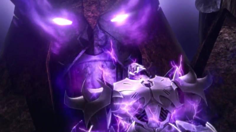 Transformers Unicron Creates Galvatron