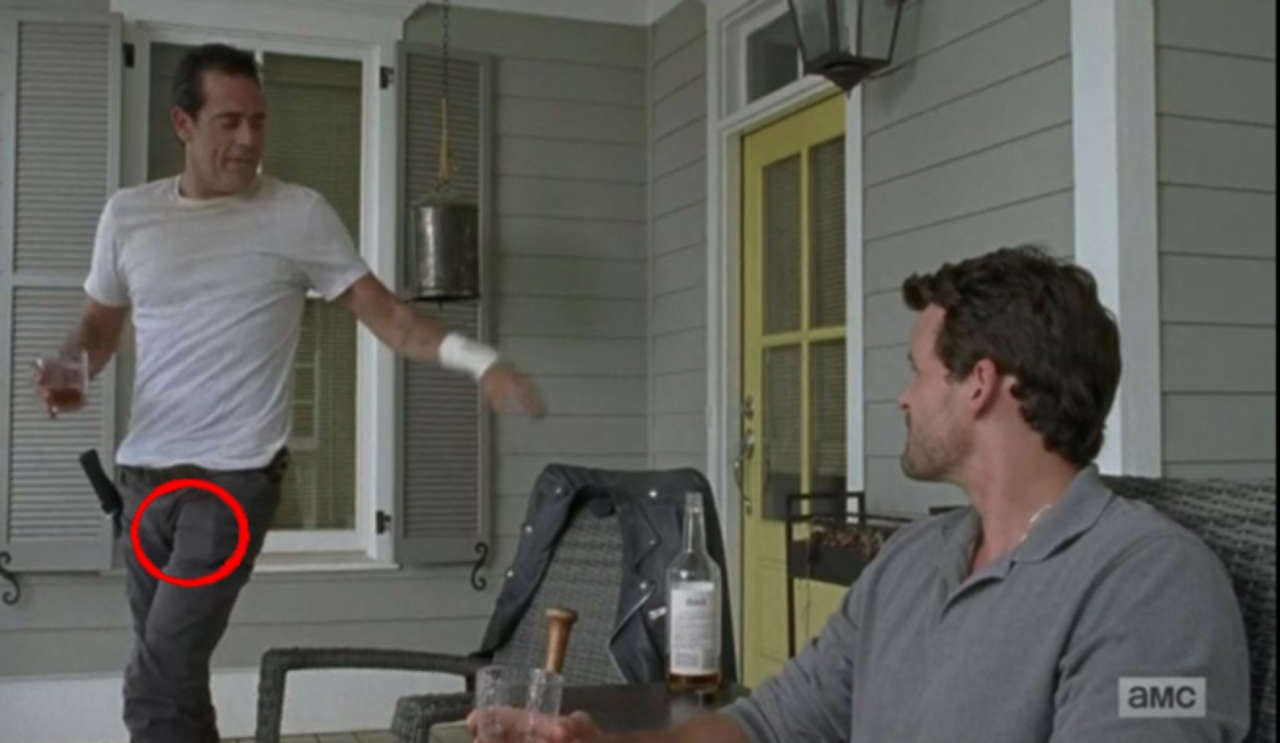 Funny Mistake From The Walking Dead Midseason 7 Finale