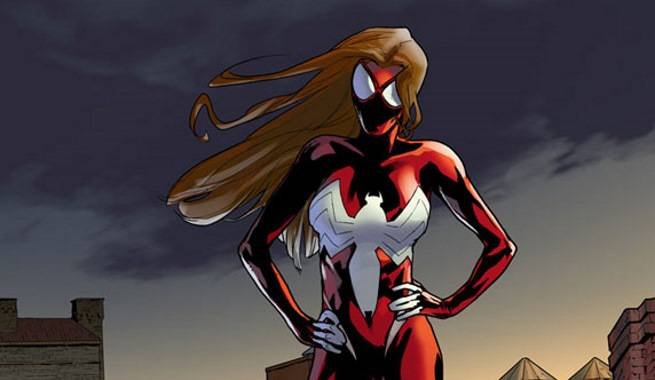 Ultimate-Spider-Woman