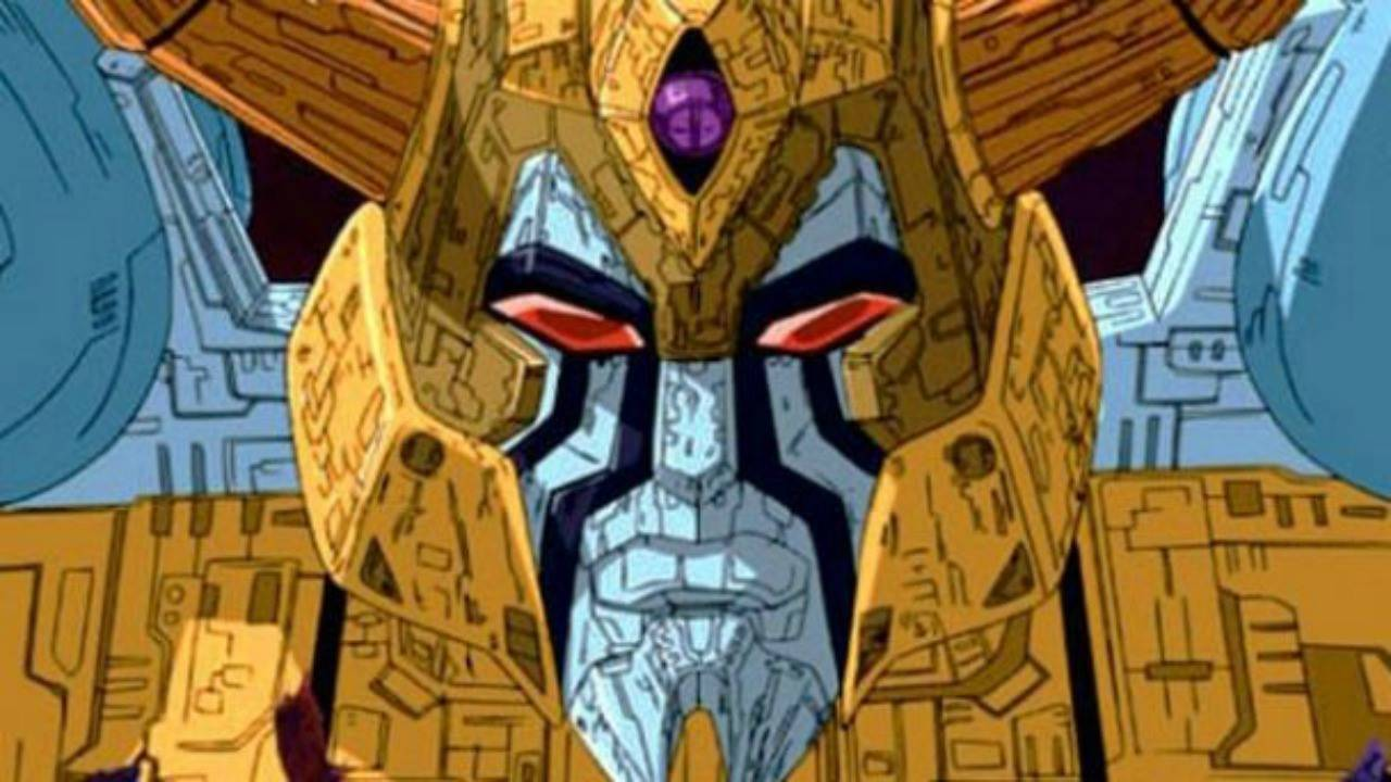 Unicron in Transformers the Movie
