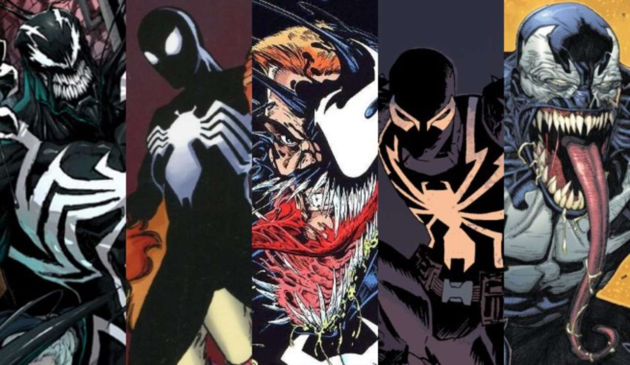 5 Must-Read Venom Comic Book Collections