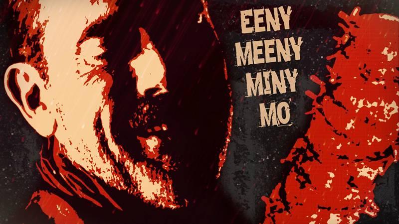 Walking Dead Negan by ladyevel-d9zfo8r