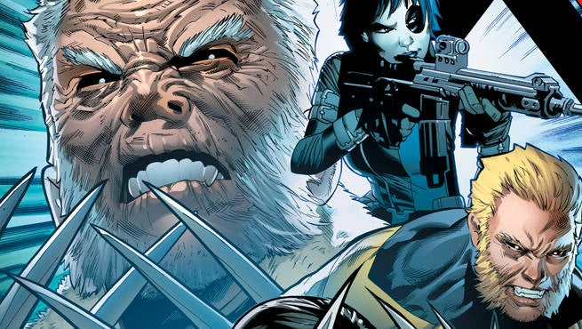 Weapon X 1 Cover