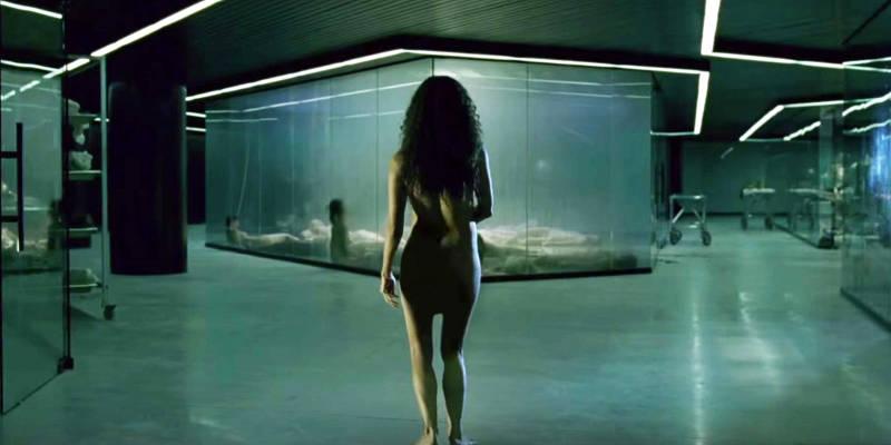Westworld Nude Scenes Violence