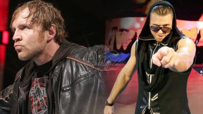 WWE-Miz-Dean-Ambrose