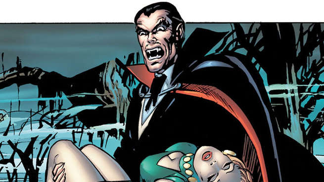 2 - Marvel Dracula