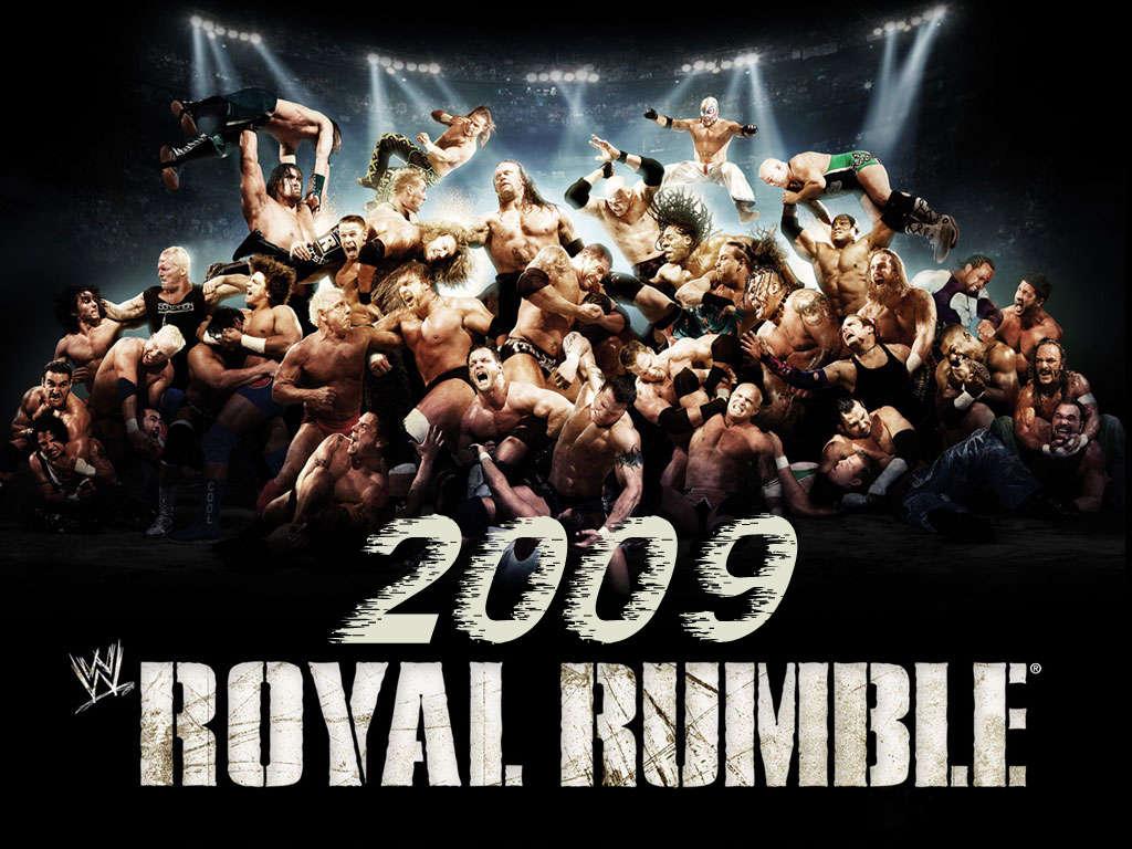 2009 Royal Rumble