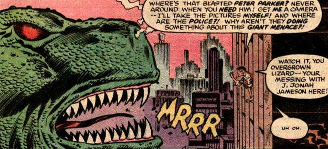 5 - Godzilla
