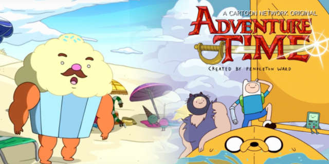 adventure time islands new promo clip cartoon network