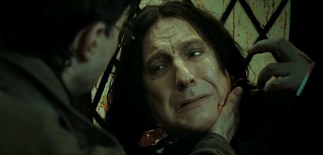 How Alan Rickman Generously Spent His Harry Potter Money
