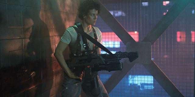 aliens movie ripley sigourney weaver gun queen shoes sneakers