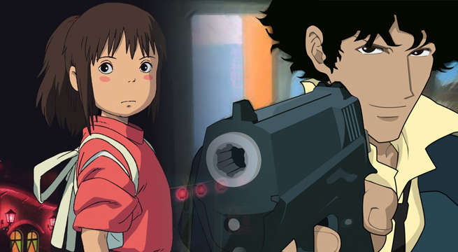 anime-spirited-away-cowboy-bebop