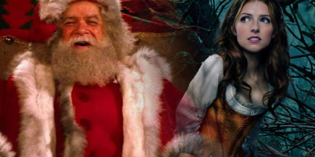 Anna Kendrick Santa Claus