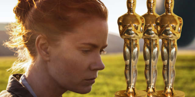 arrival returns movie theaters 8 oscar nominations