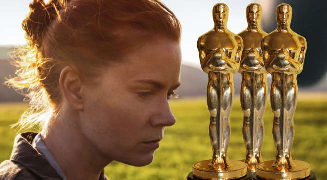 Arrival Heads Back to Theaters After 8 Oscar Nominations