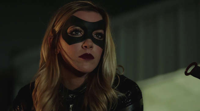 Arrow Season 5 Laurel Returns Canary